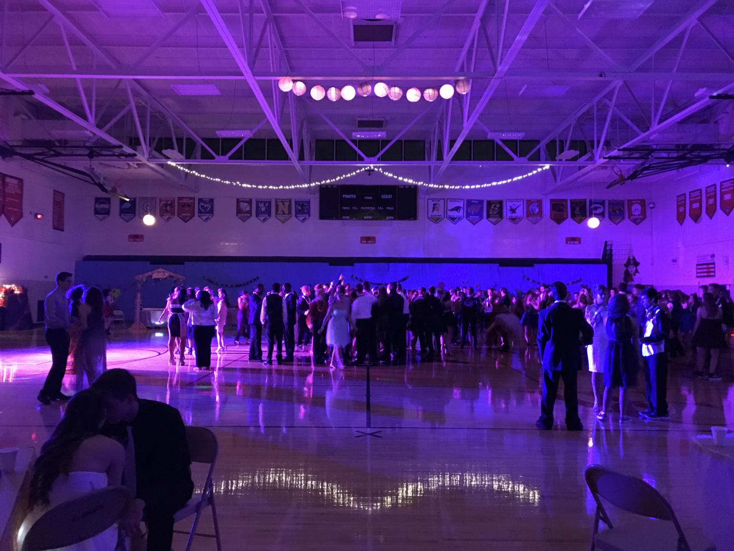 WCHS Homecoming, 2017.