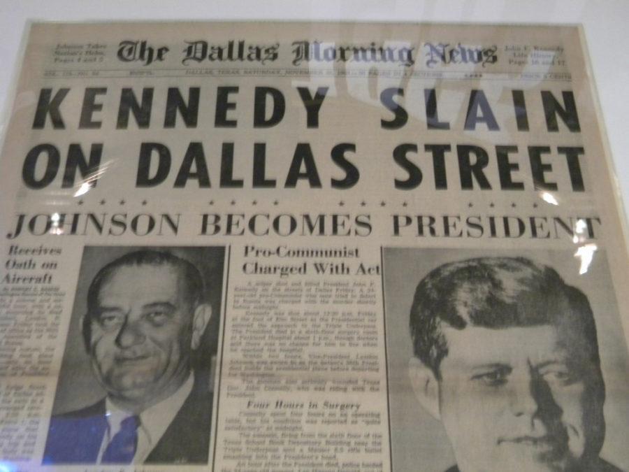 JFK Assassination Files Released