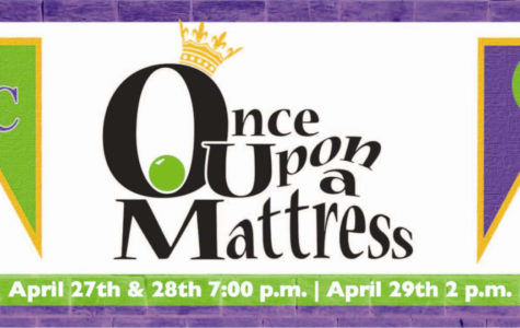 WCHS Performs Once Upon a Mattress