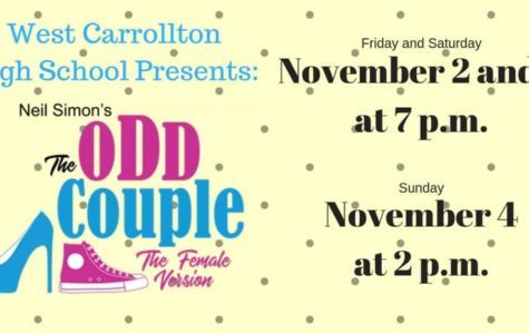 TONIGHT: The Odd Couple takes the stage