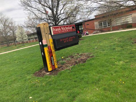 Elementary School Frank Nicholas Closing