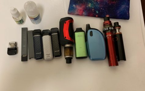 New Vaping Laws Crack Down On Student Access
