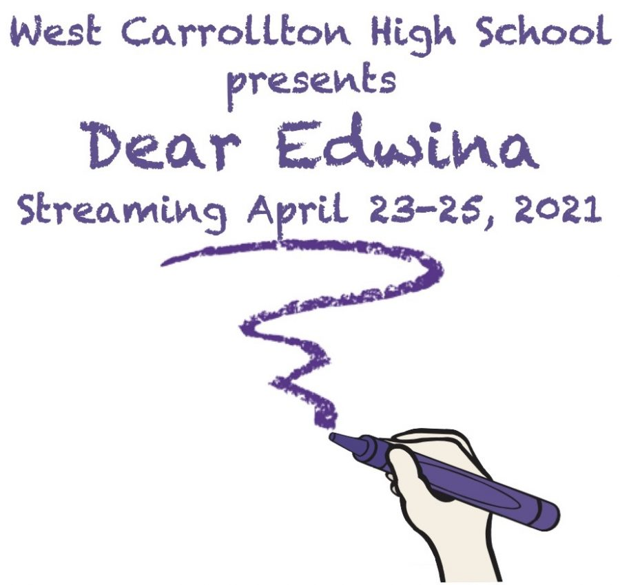 The+WCHS+Spring+Musical+is+%22Dear+Edwina%22+and+will+be+performed+virtually+this+year%21+Purchase+tickets+online+for+performances+April+23+at+7+pm%2C+April+24%2C+at+7+pm%2C+and+April+25%2C+at+2+pm.